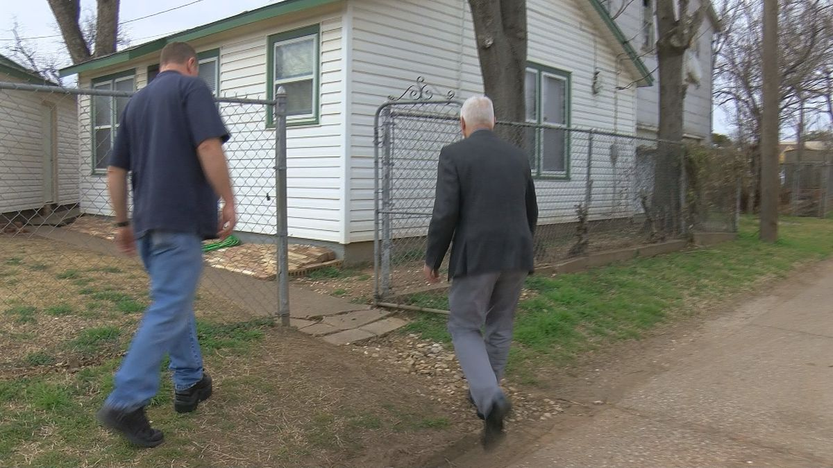Wichita Falls Faith Refuge received a matching grant to buy a transitional home for its women.