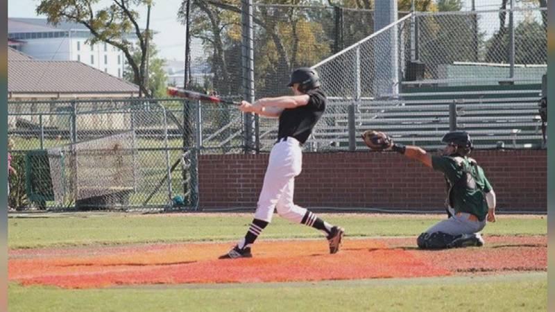 Rider baseball had nine seniors in 2020.