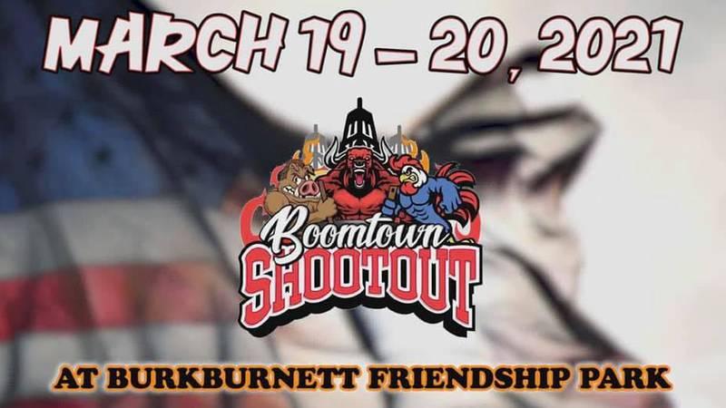 First annual Boomtown Shootout