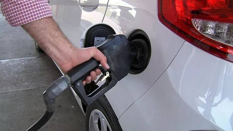 Gas prices in Wichita Falls are up a penny this week but down a penny statewide.