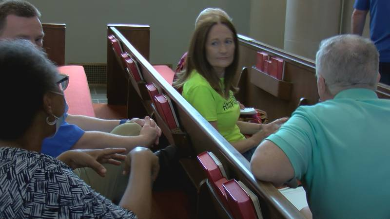 They got a chance to voice concerns during the city's revitalization meeting