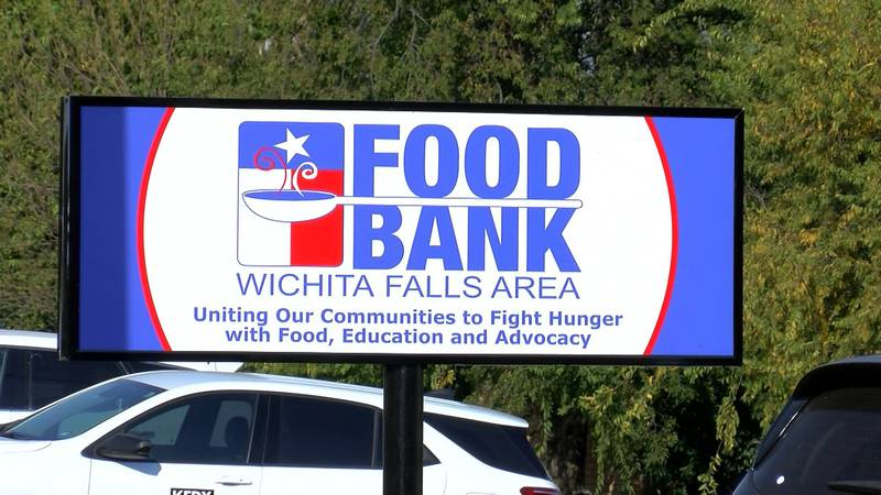 The Wichita Falls Area Food Bank's Mobile Pantry will be visiting one last location in September.