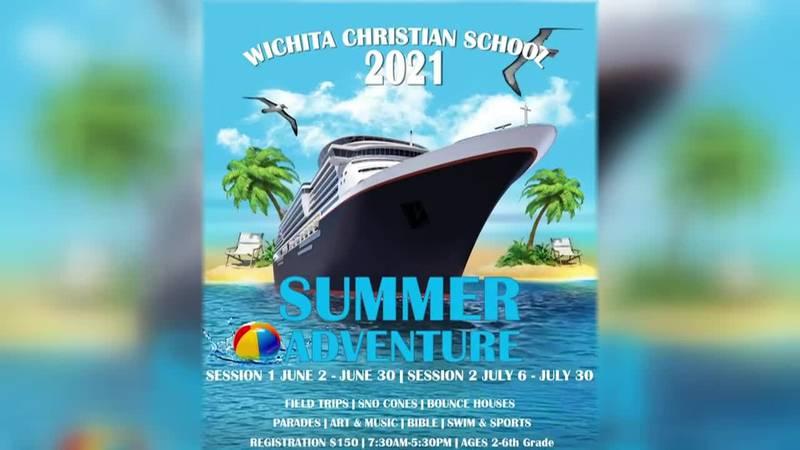 Wichita Christian Summer Adventure - Wichita Falls, TX (2021)