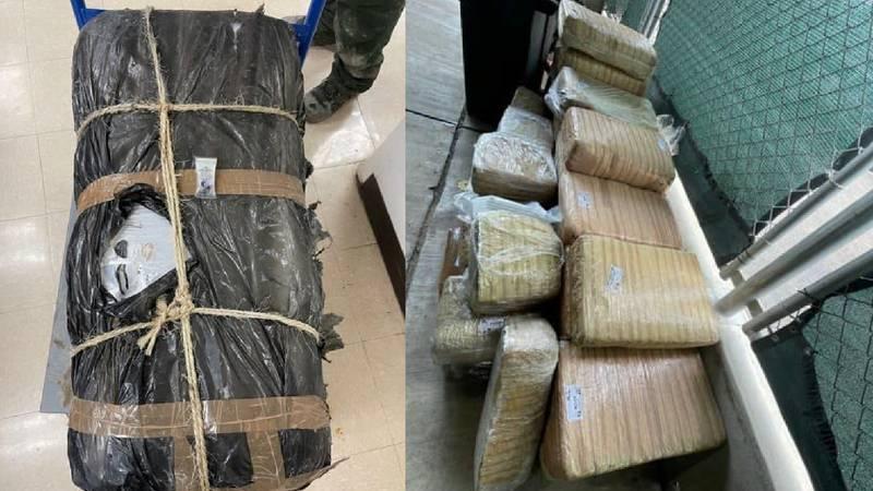 Agents foil massive marijuana smuggling attempt
