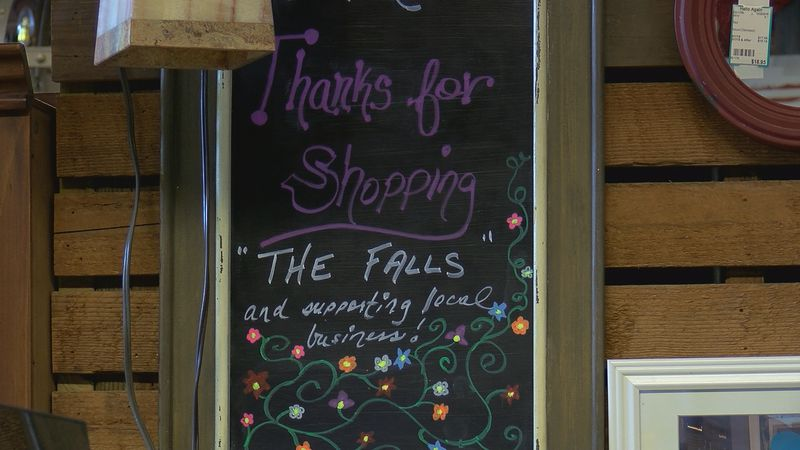 Local businesses are hosting sales until Saturday on various items online.