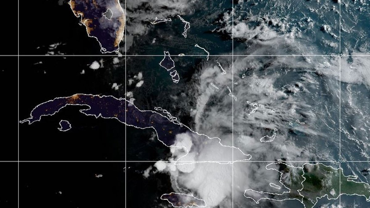 Though currently a tropical depression, Fred may be a tropical storm by the time it reaches...