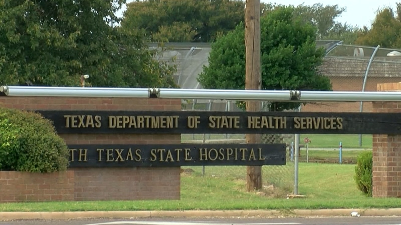 Accused shooter transported to state hospital