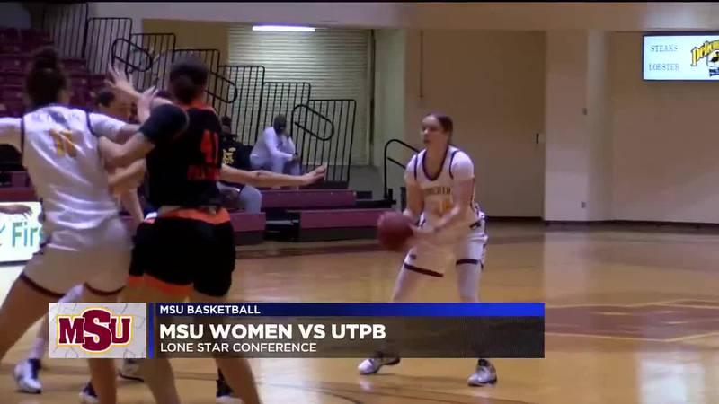 MSU vs UTPB women's basketball highlights