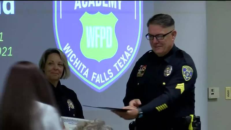 WFPD hosts Junior Police Academy graduation ceremony