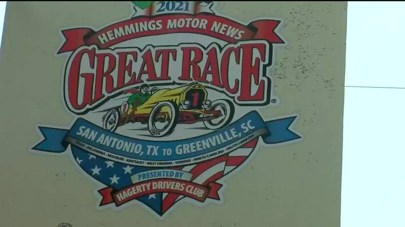 Hometown Pride Tour: The Great Race comes to Nocona