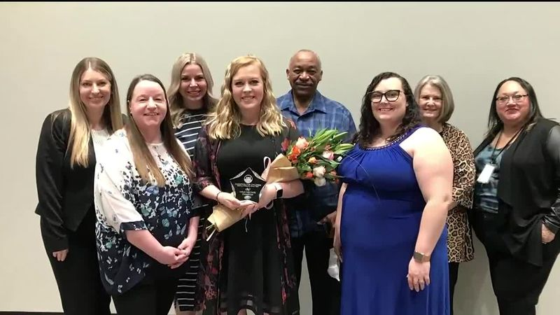 Child Welfare Champion Award recipient announced