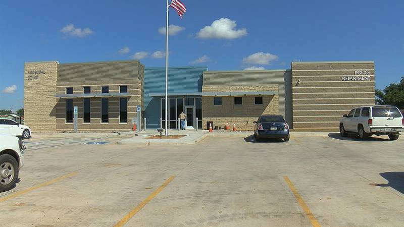 The Burkburnett Police Department moved into the new justice center on Friday.