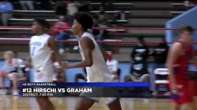 Hirschi vs Graham boys