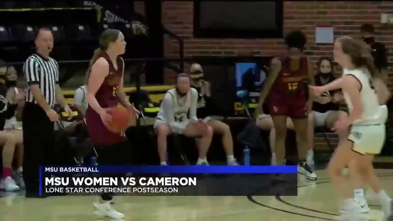 MSU women fall to CU in Lone Star Conference quarterfinal