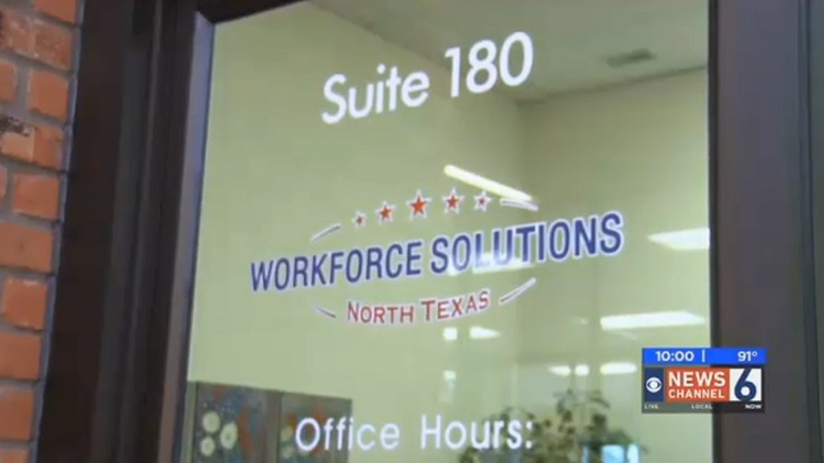 Workforce Solutions North Texas will hold a hiring event at the Vernon College Atrium on...