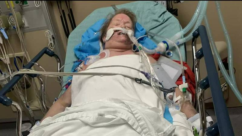 Archer City family starts GoFundMe to bring loved one home