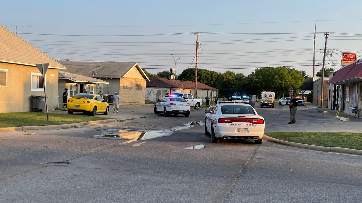 Lawton Police have confirmed an officer-involved shooting took place Wednesday evening on NW...