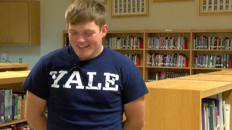 As high school seniors face college acceptances, one Petrolia High School senior's next...