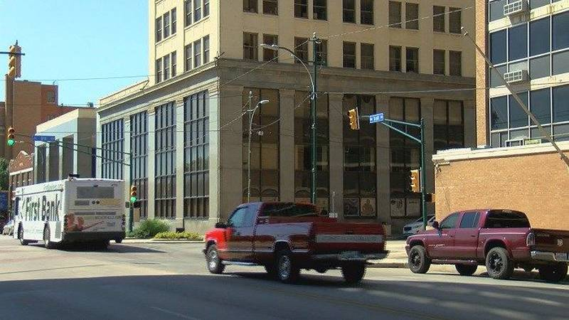 Revitalizing downtown is one of the city's strategic goals identified. (Source: KAUZ)