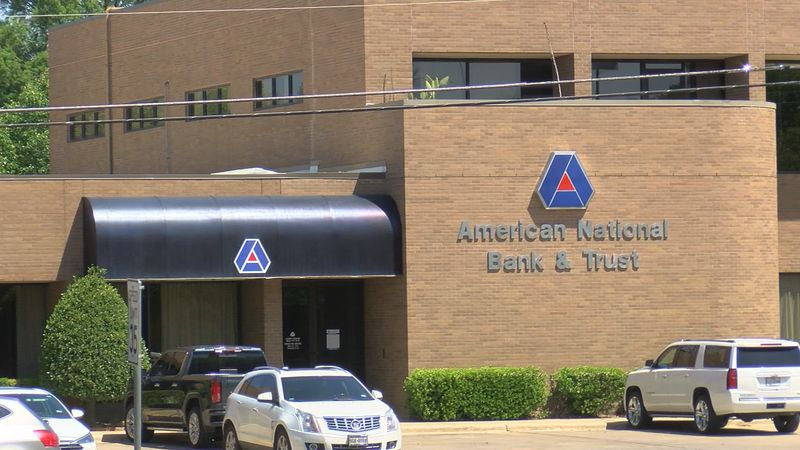 American National Bank & Trust received around 350 applications for the Paycheck Protection...