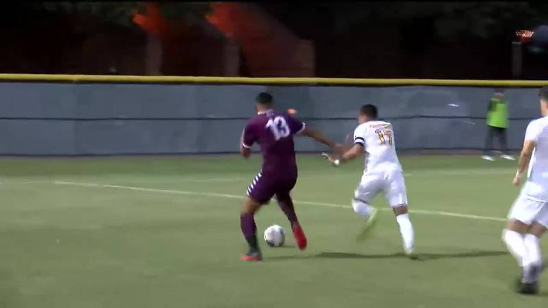 HIGHLIGHTS: #10 MSU men's soccer falls to WTAMU in Lone Star rivalry match
