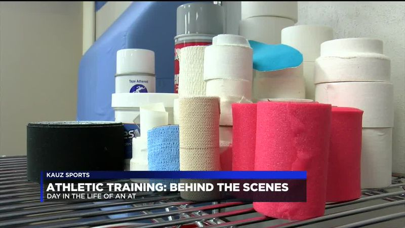 A Day in the Life: Athletic Training