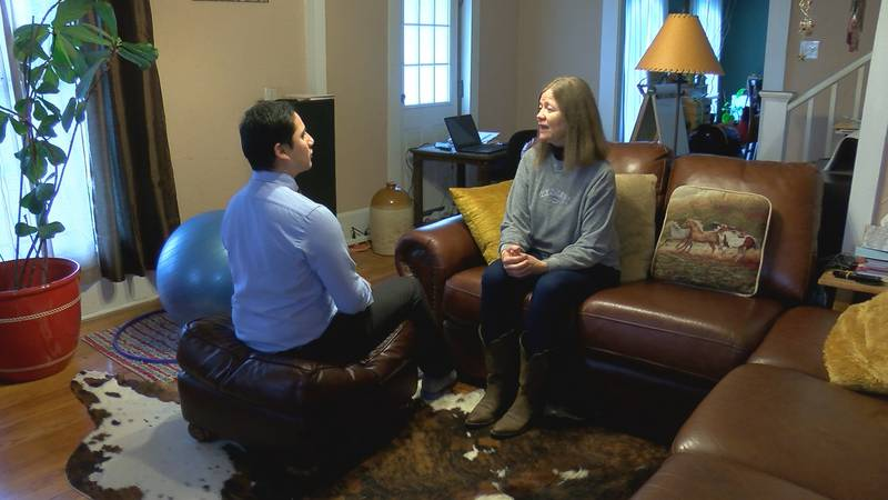 A Bowie woman spoke with News Channel 6 about how her family is affected by the government...
