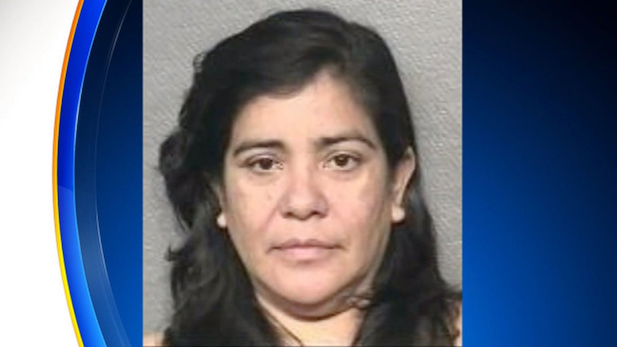 Patricia Garcia was the first person to be sentenced in connection with the deadly raid in...
