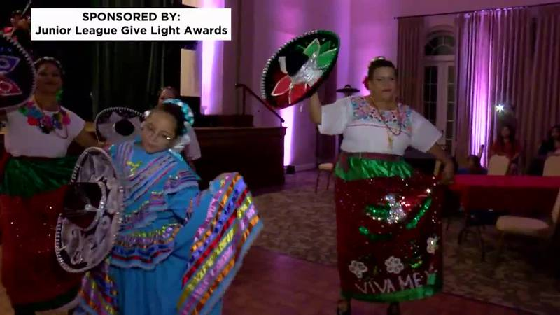 Zavala Hispanic Heritage is the Junior League Give Light Award September Recipient and...