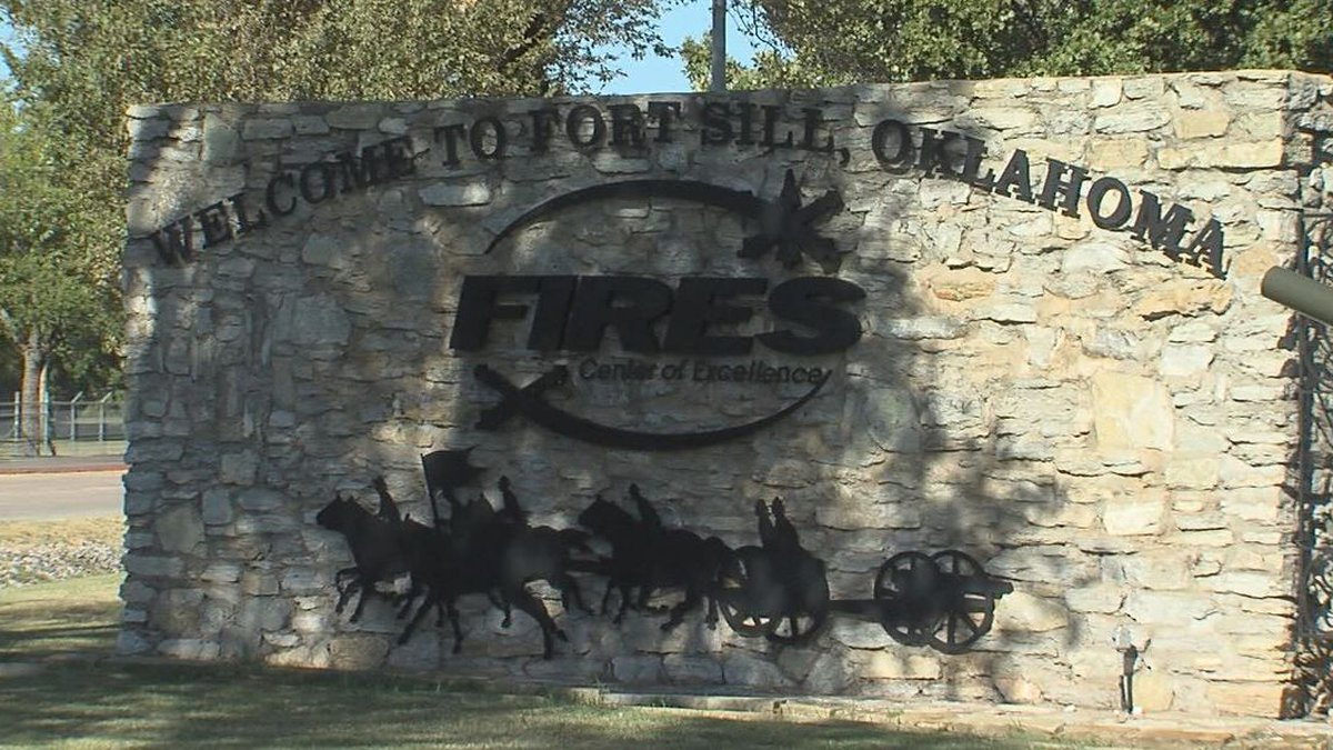 Fort Sill officials say a soldier was found unresponsive late Tuesday afternoon.