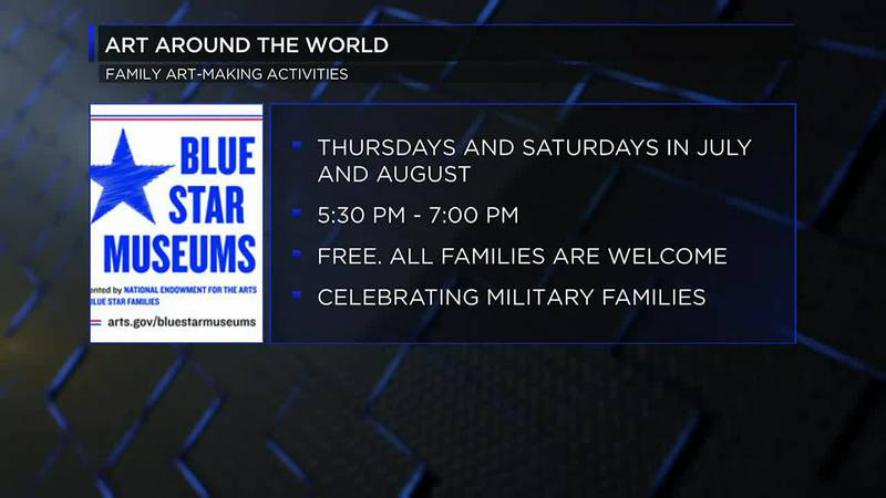 The program will take place Thursdays and Saturdays in July and August.