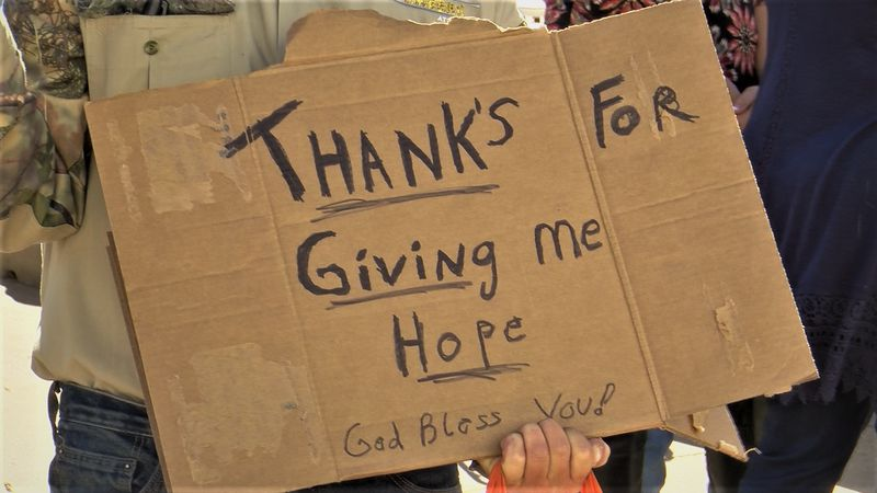 Faith Mission feeds community members with annual Thanksgiving lunch
