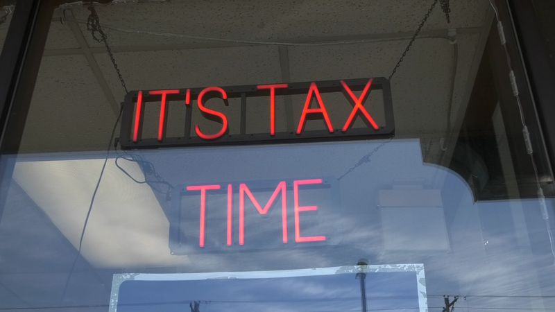 May 17 is tax day, but for those running behind there are still options to avoid getting in...