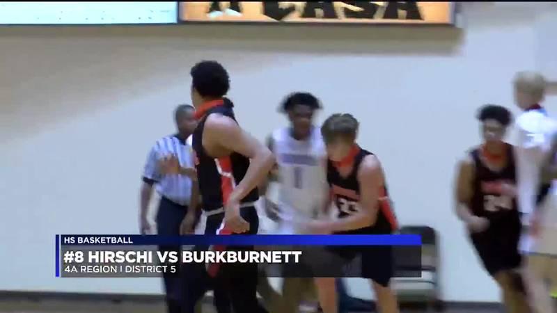 Burkburnett vs Hirschi