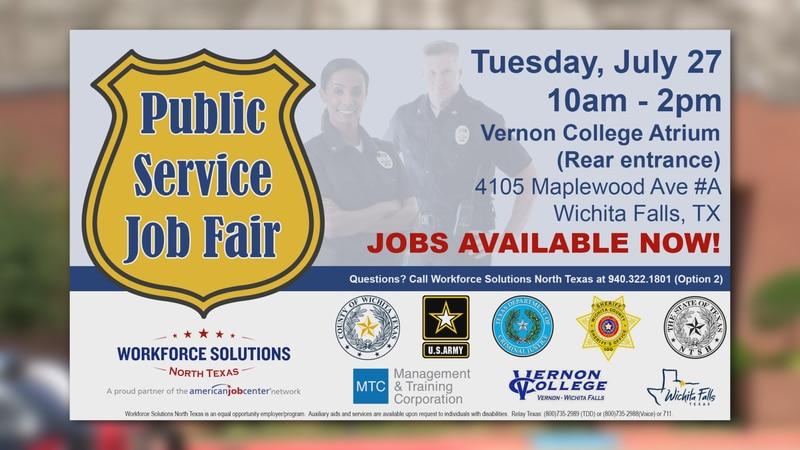 Job fair WF