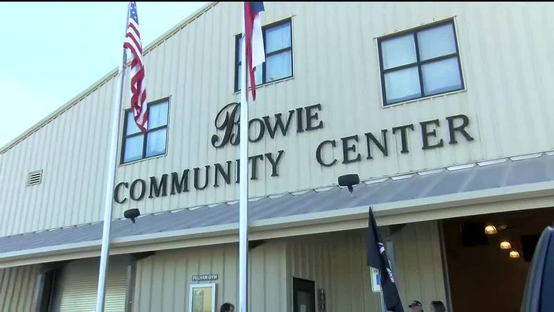 Latin American Motorcycle Association visiting Bowie for Hogs 4 Paws