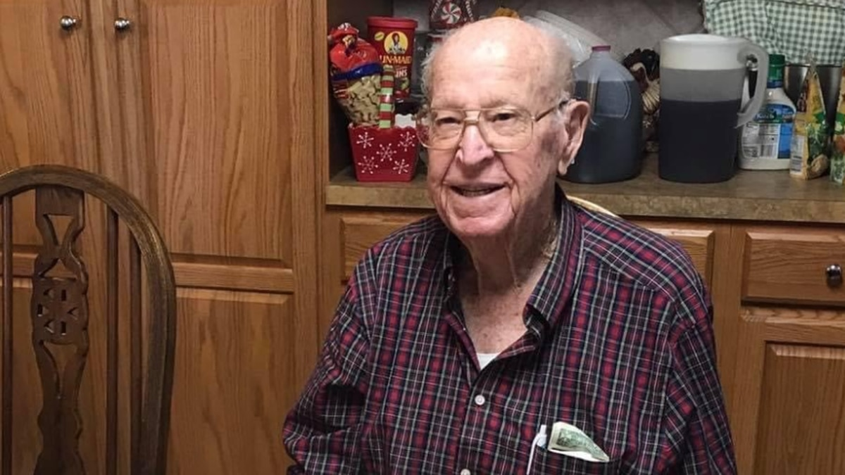 Central Texas Veteran Harold Ramm is celebrating his bith 100th birthday!