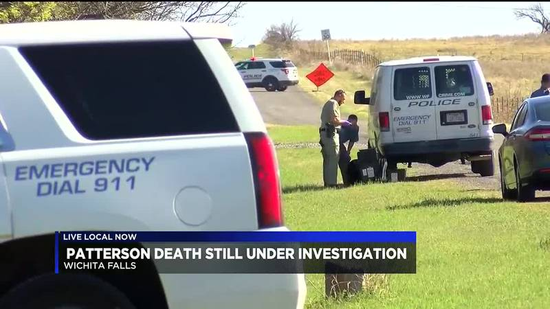 The Wichita Falls Police Department is still awaiting lab results before closing the case
