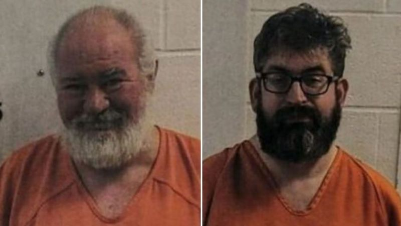 According to an affidavit by Le Flore County Sheriff Rodney Derryberry, Bob Lee Allen and...