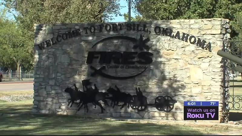 Fort Sill officials confirmed on Saturday that a family member of an active-duty service member...