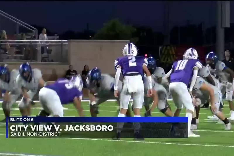 City View vs Jacksboro football highlights