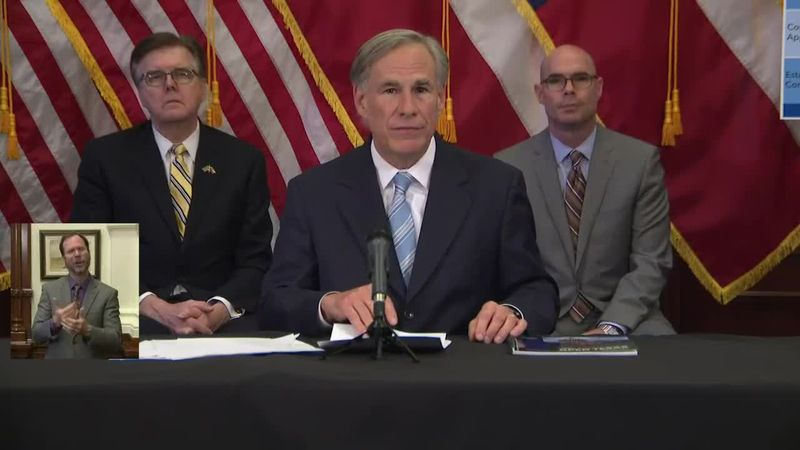 Texas Gov. Greg Abbott says Stay at Home order will expire April 30, will not be renewed.