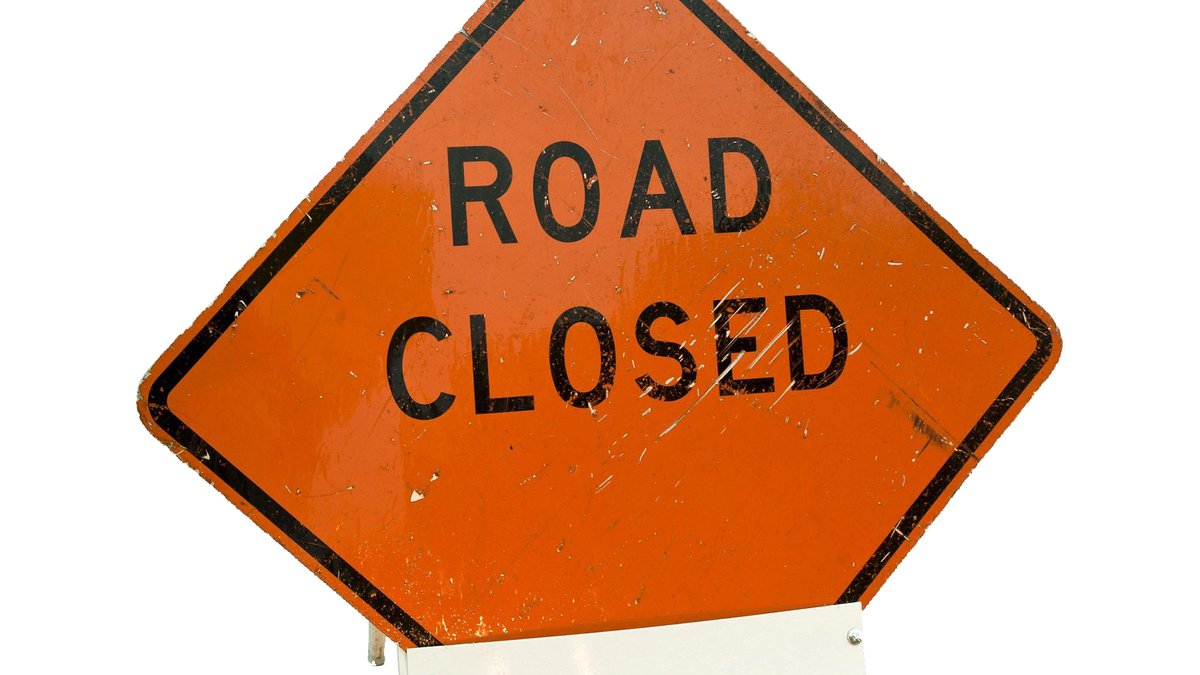 I-44 will be narrowed to one lane in each direction between the Texas state line and State...