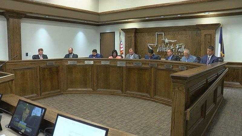 Wichita Falls City Councilors have passed a budget after six years of work. (Source: KAUZ)