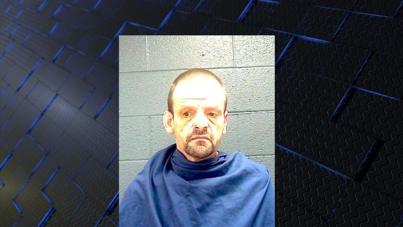 Bradley Flick was arrested after an investigation into counterfeit money led police to him.