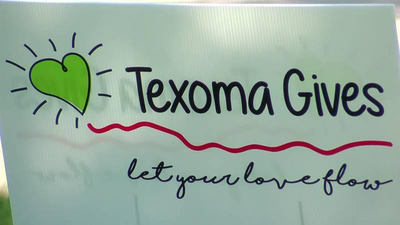 Texoma Gives 2021 - Wichita Falls Area Community Foundation