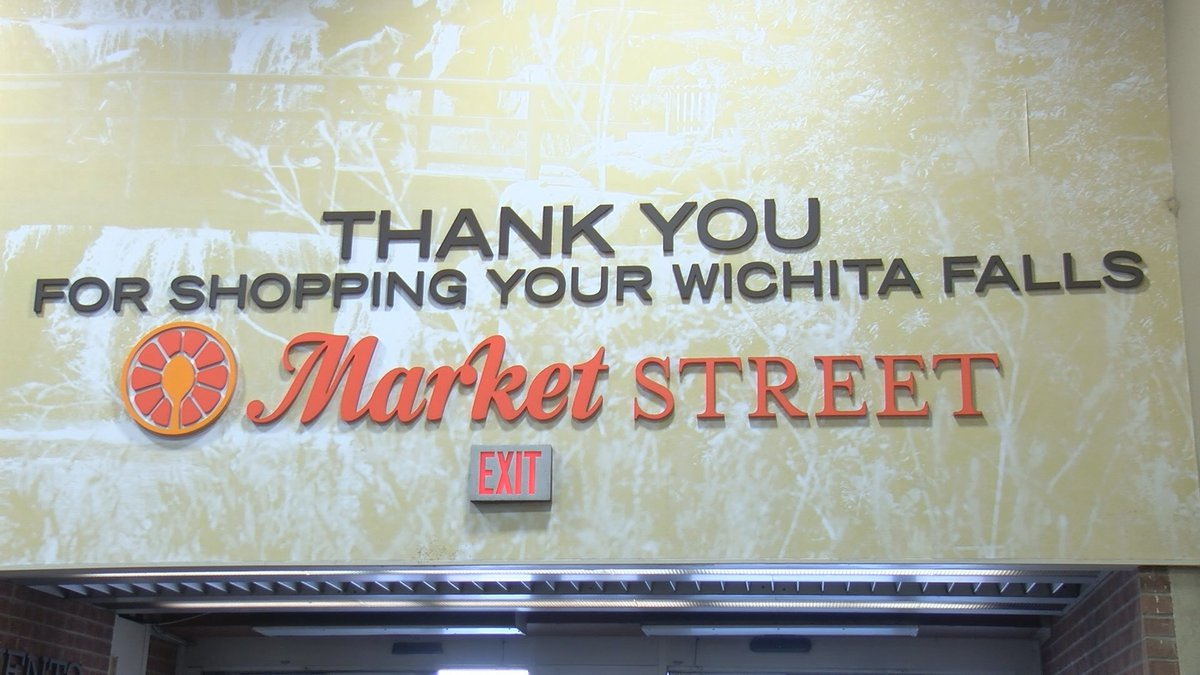 Market Street and WF Area Food Bank team up for food drive