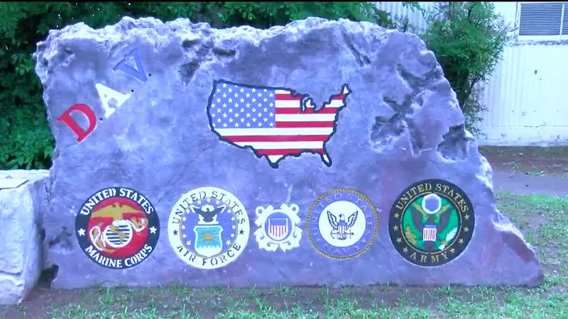 Memorial Day remembrance ceremony