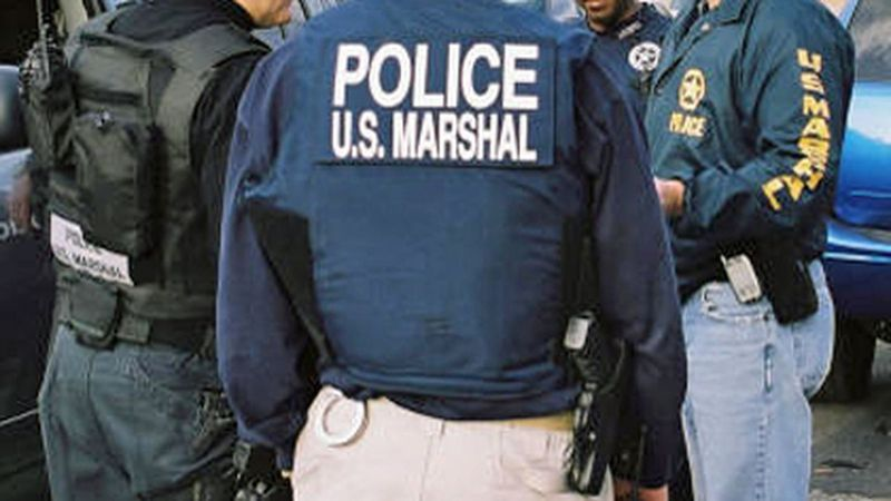 Members of the U.S. Marshals Service Lone Star Task Force arrested a Waco teenager early...