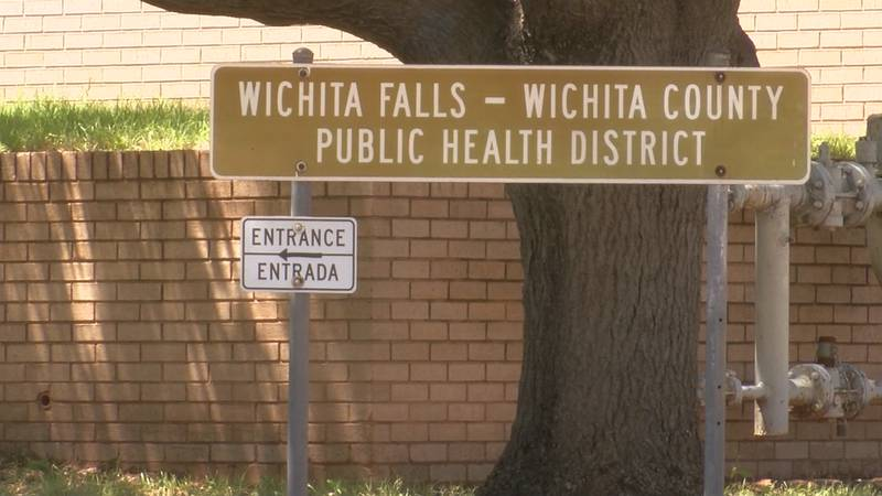 Wichita County has a low amount of cases